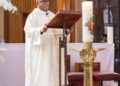 Father Thabo Motshegoa